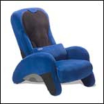 ijoy 100 Massage Chair Blue