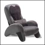 ijoy 100 Massage Chair Gray